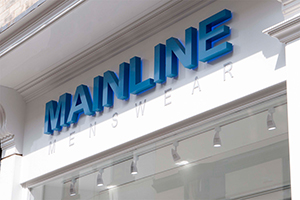 Image of Mainline Menswear shop front